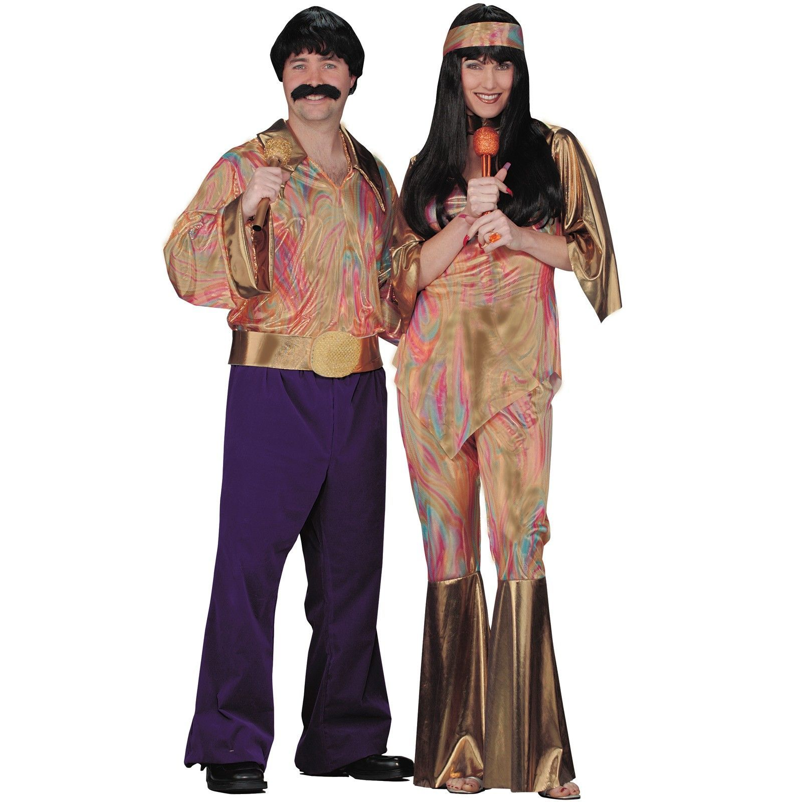 Sonny And Cher Costumes Party City