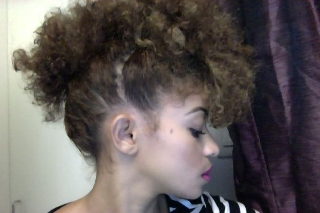 """The """"Frohawk"""" 