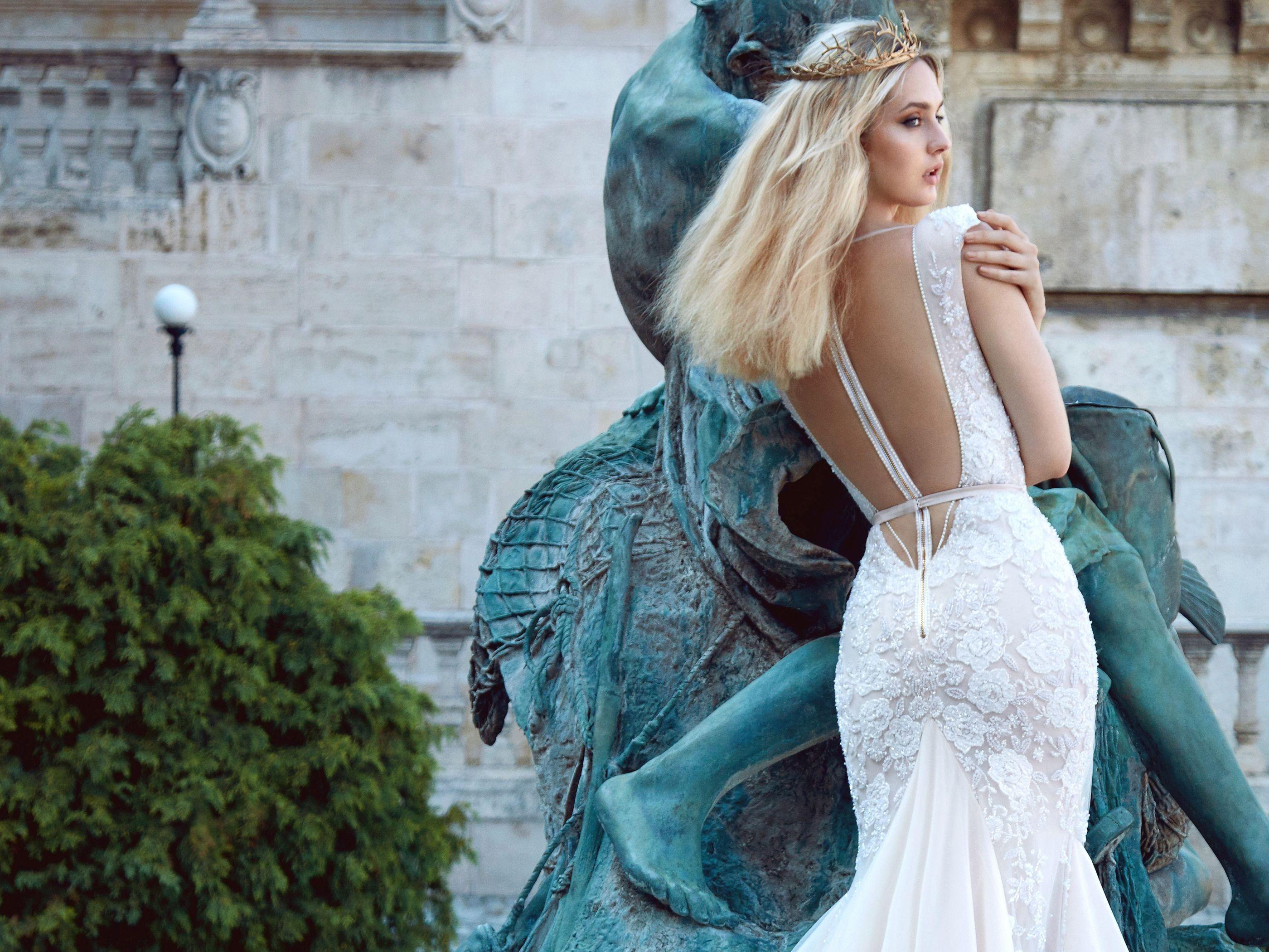 Niedlich Rabatt Couture Brautkleider Bilder - Brautkleider Ideen ...