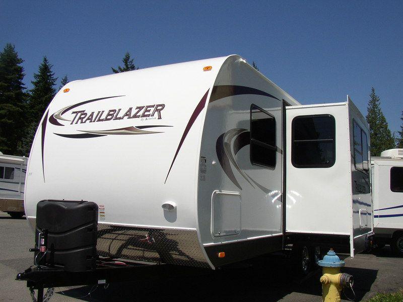 2013 Trailblazer 2100rb The All New 2013 Trailblazer By