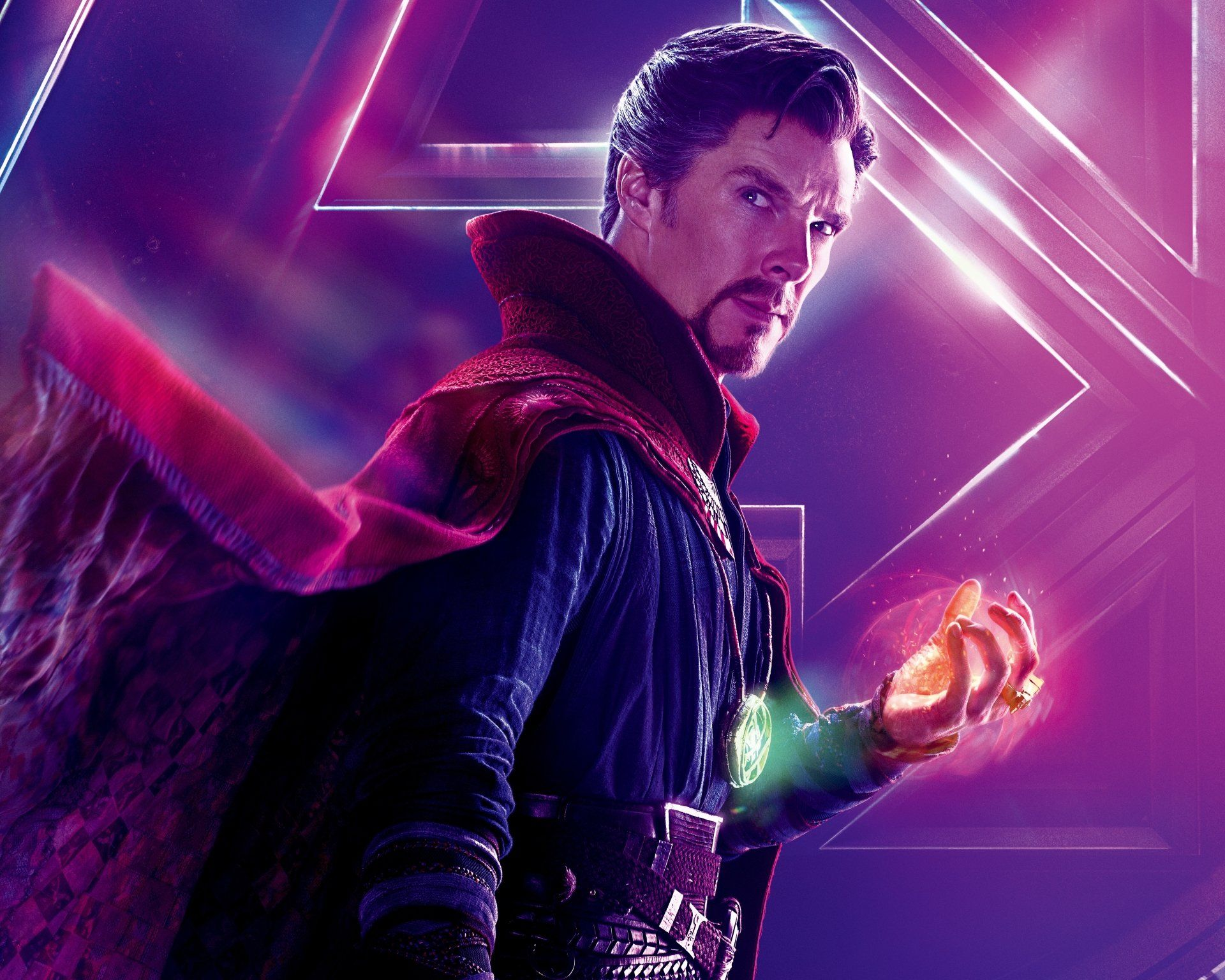 Dr Strange Avengers Infinity War 8k Ultra Hd Wallpaper And