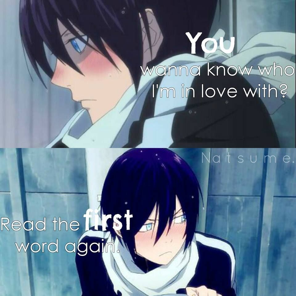 Noragami And Like OMG! Get Some