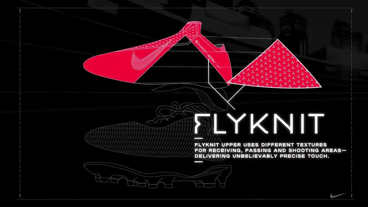 brand new factory outlet thoughts on Nike video Nike Football Presents: Phantom Vision Flyknit ...