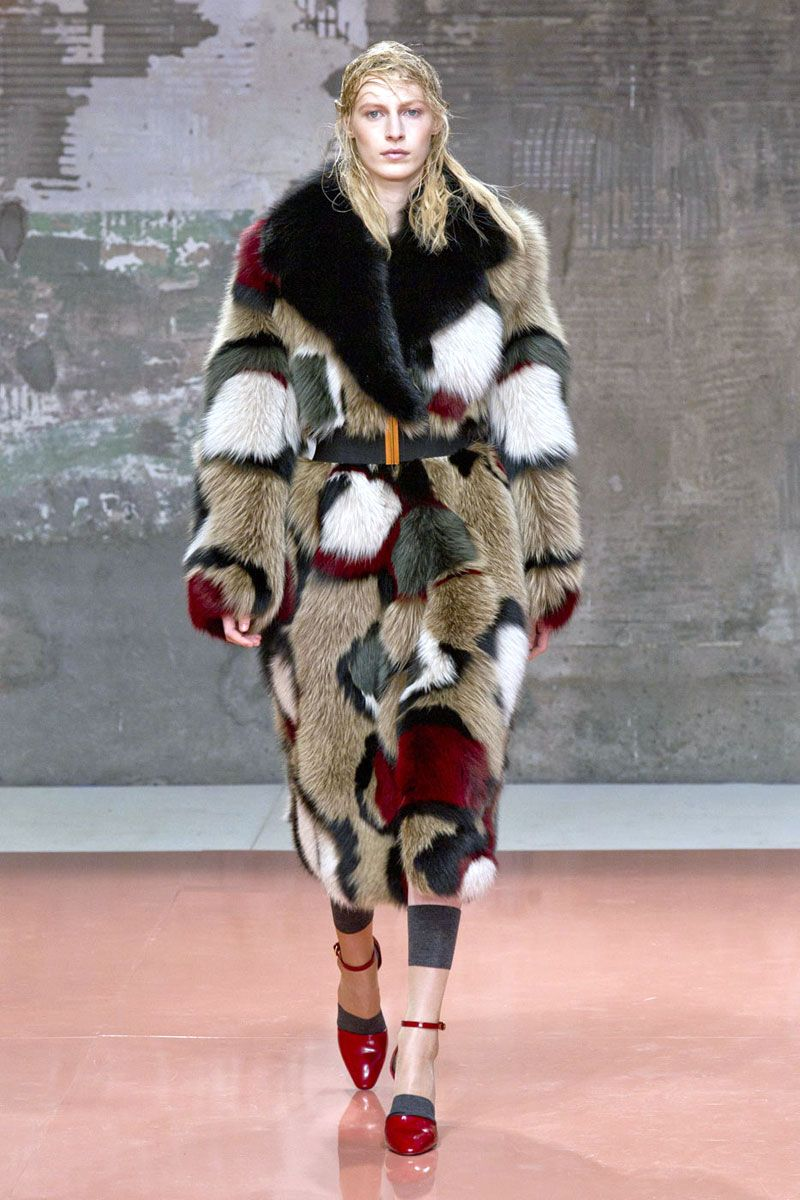 Fashion week 10 looks fur best of the week for lady