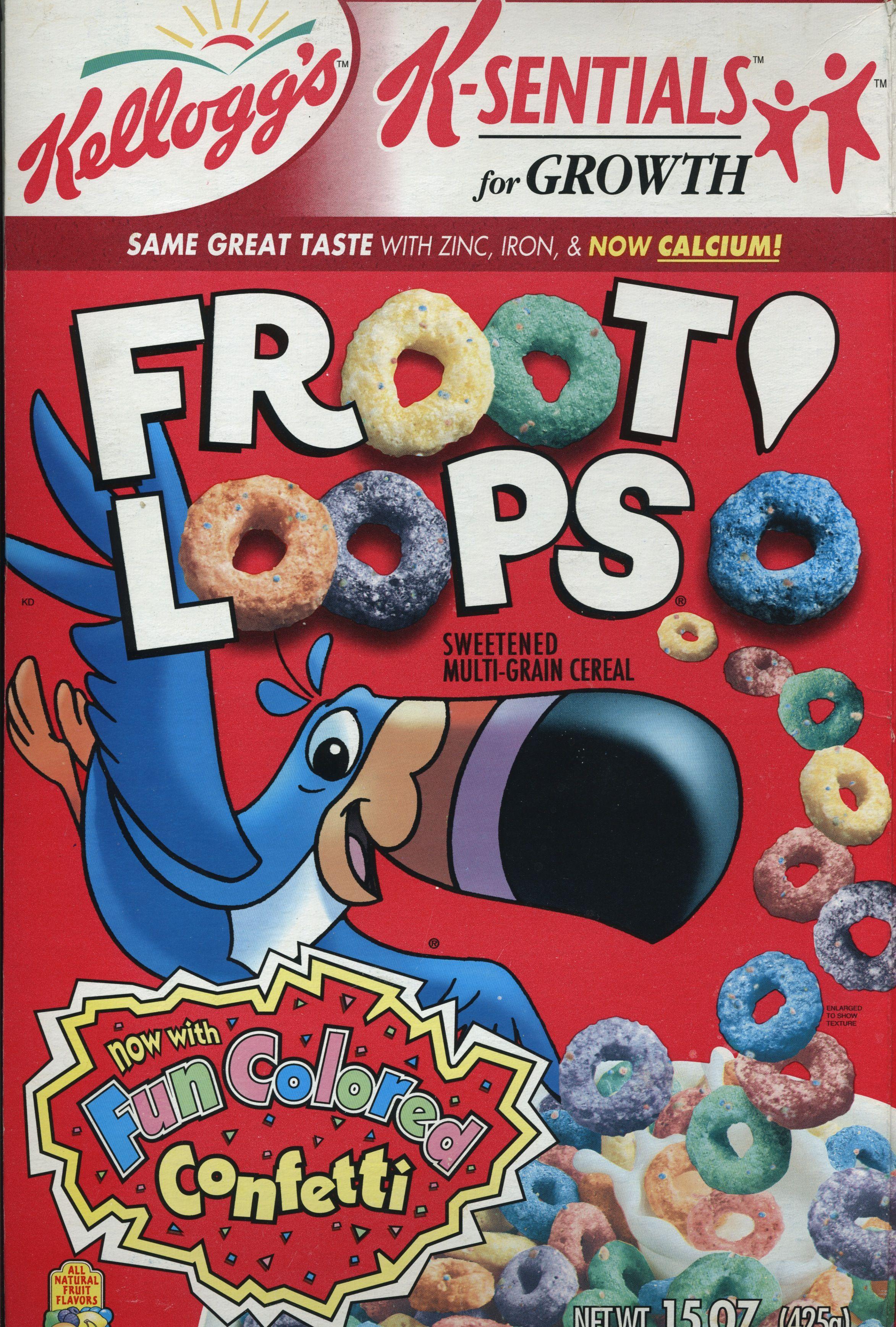 Froot Loops GrГјn