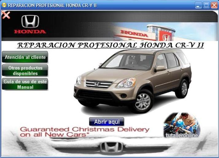 manual de taller y reparacion profesional honda cr v 2004 2006 rh pinterest com 2005 Honda CR-V Navy 2003 Honda CR-V Blue