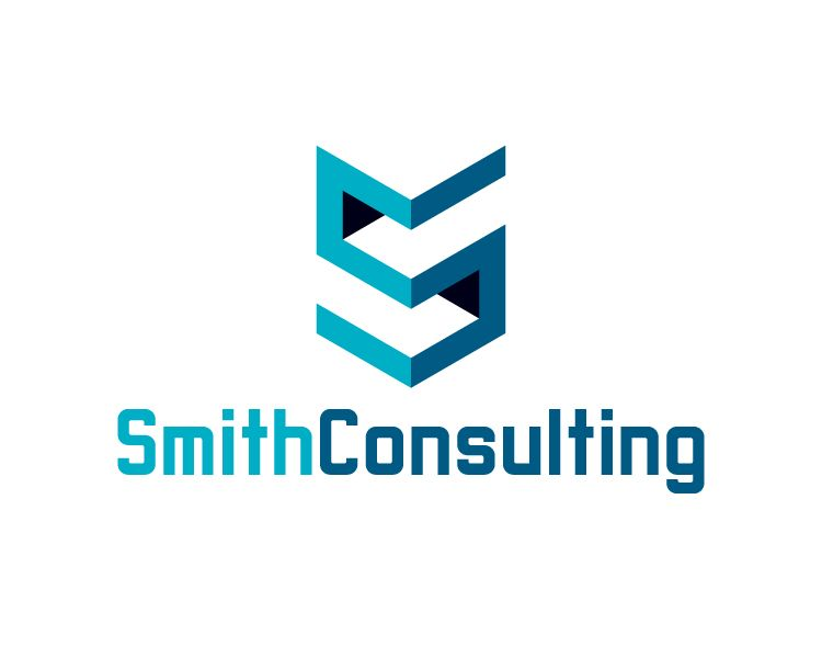 Smith consulting featured logo design for Consulting logo design