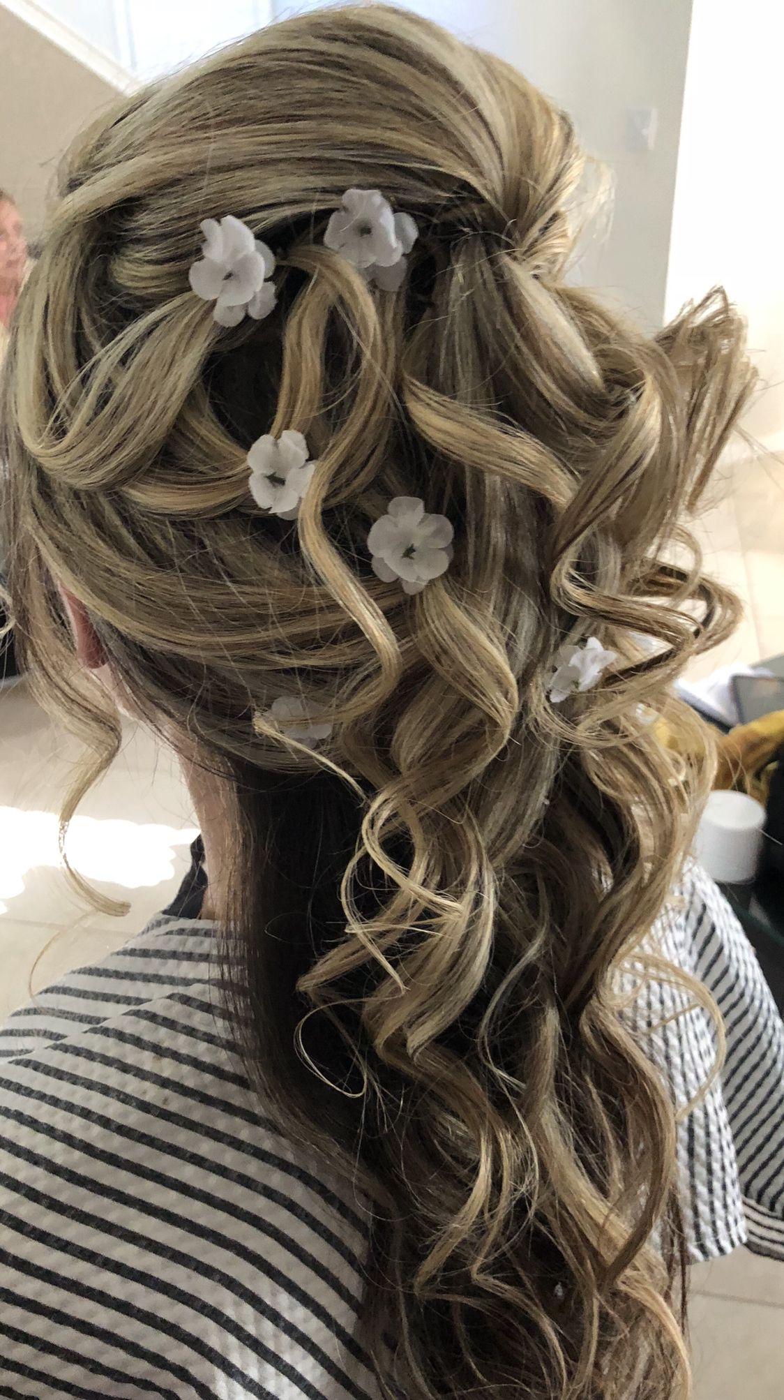 Brides Hair Makeup By Lara Team Bride Davenport Orlando Fl 888 519 1118 Bride Hairstyles Hair Makeup Hair
