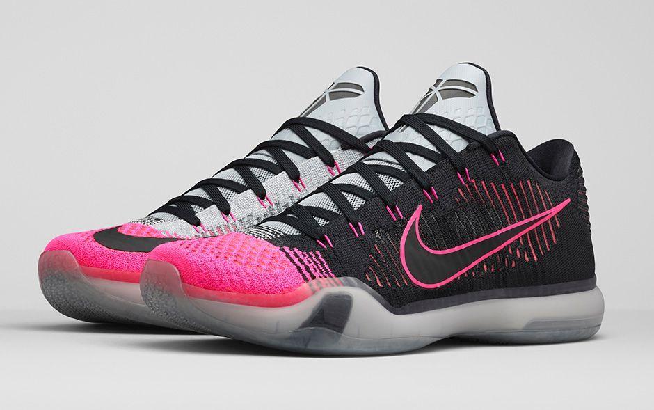 Men's Nike Kobe Bryant fashion shoes size 10 multicolor