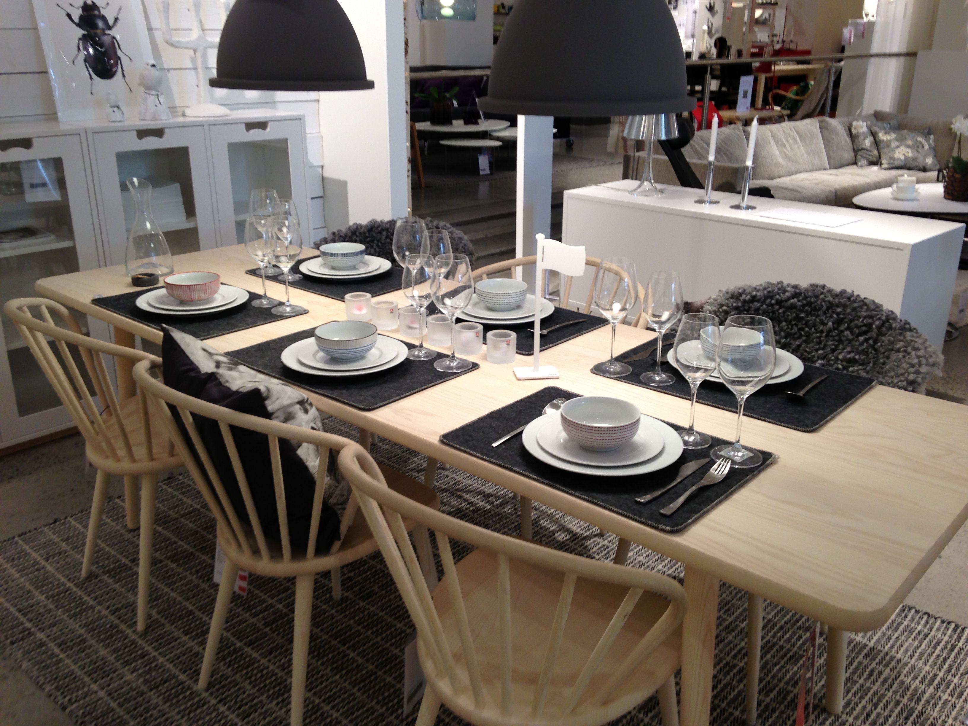 Snyggt Matbord Och Stolar Inredning& Trädgård Pinterest Table Settings And Tablescapes