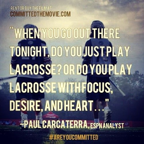 Lacrosse Quotes: This Quote Perfectly Summarizes What Our Team Symbolizes