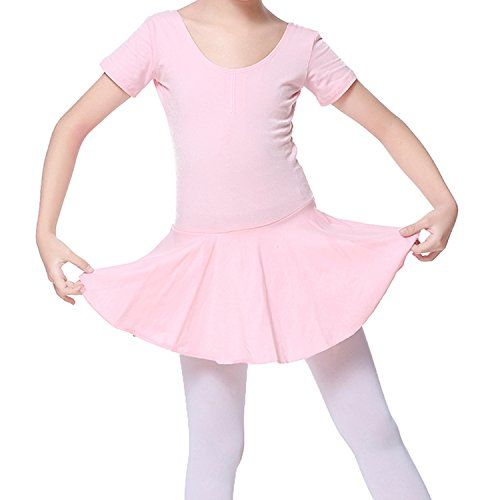 Leotards, Zupoo Girls Kids Ballet Dancewear Short Sleeve ... https://www.amazon.com/dp/B01I7MM8XY/ref=cm_sw_r_pi_dp_x_FBU-xbS4QQBMJ