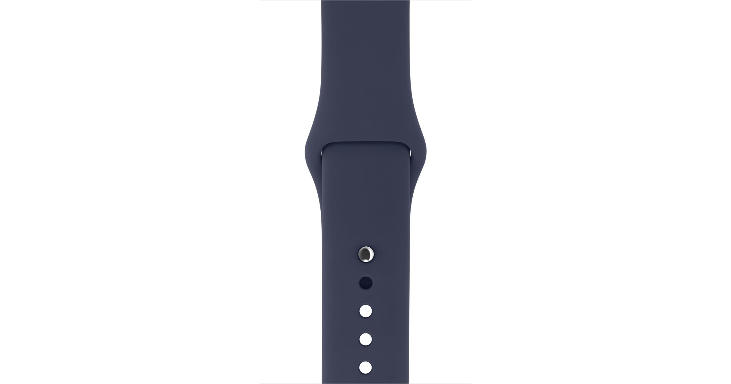 Customize the look and feel of your Apple Watch with a 38mm Midnight Blue Sport Band. Buy now with fast, free shipping.