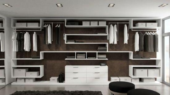 Aménagement dressing moderne - idées et astuces | Dressing ...