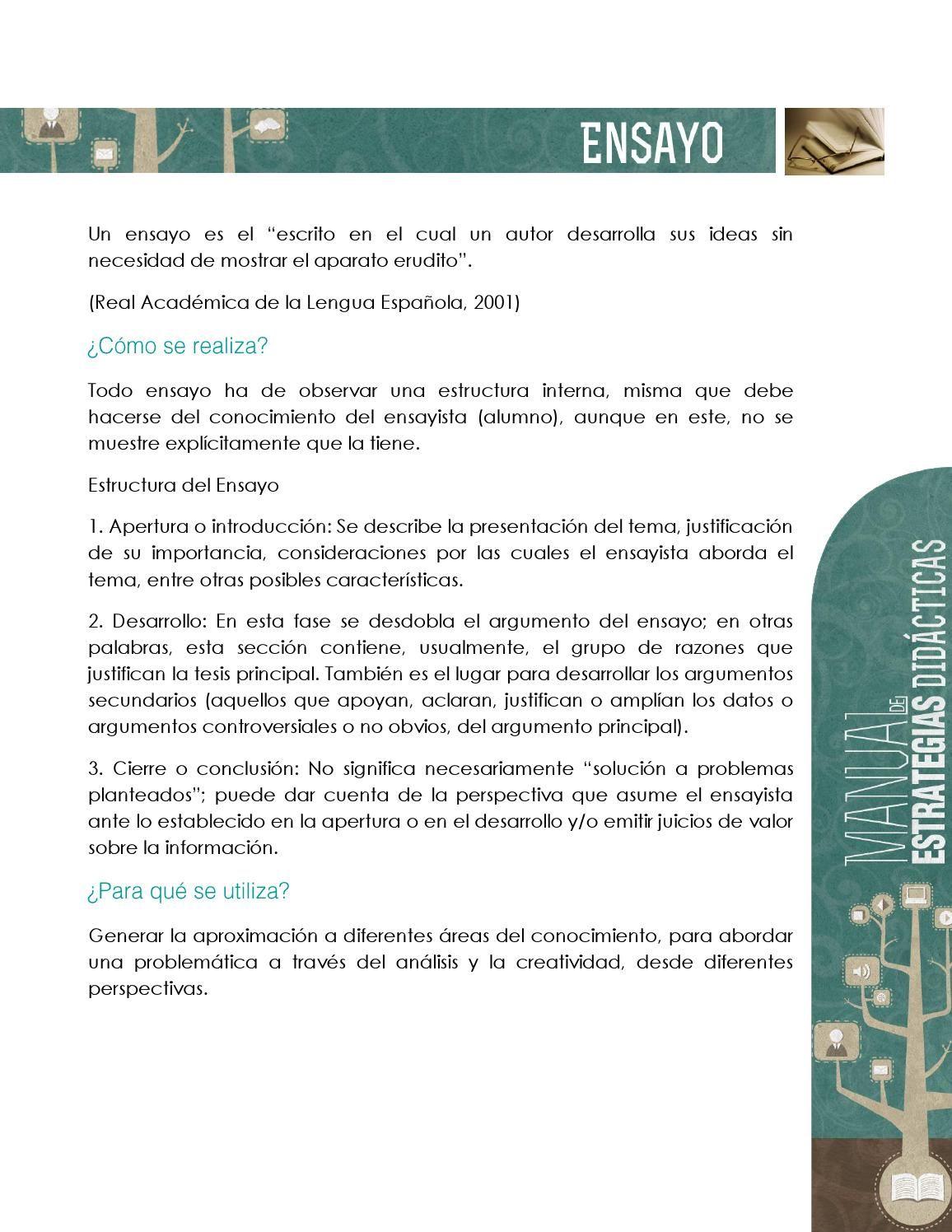 Manual De Estrategias Didácticas Educación Libros