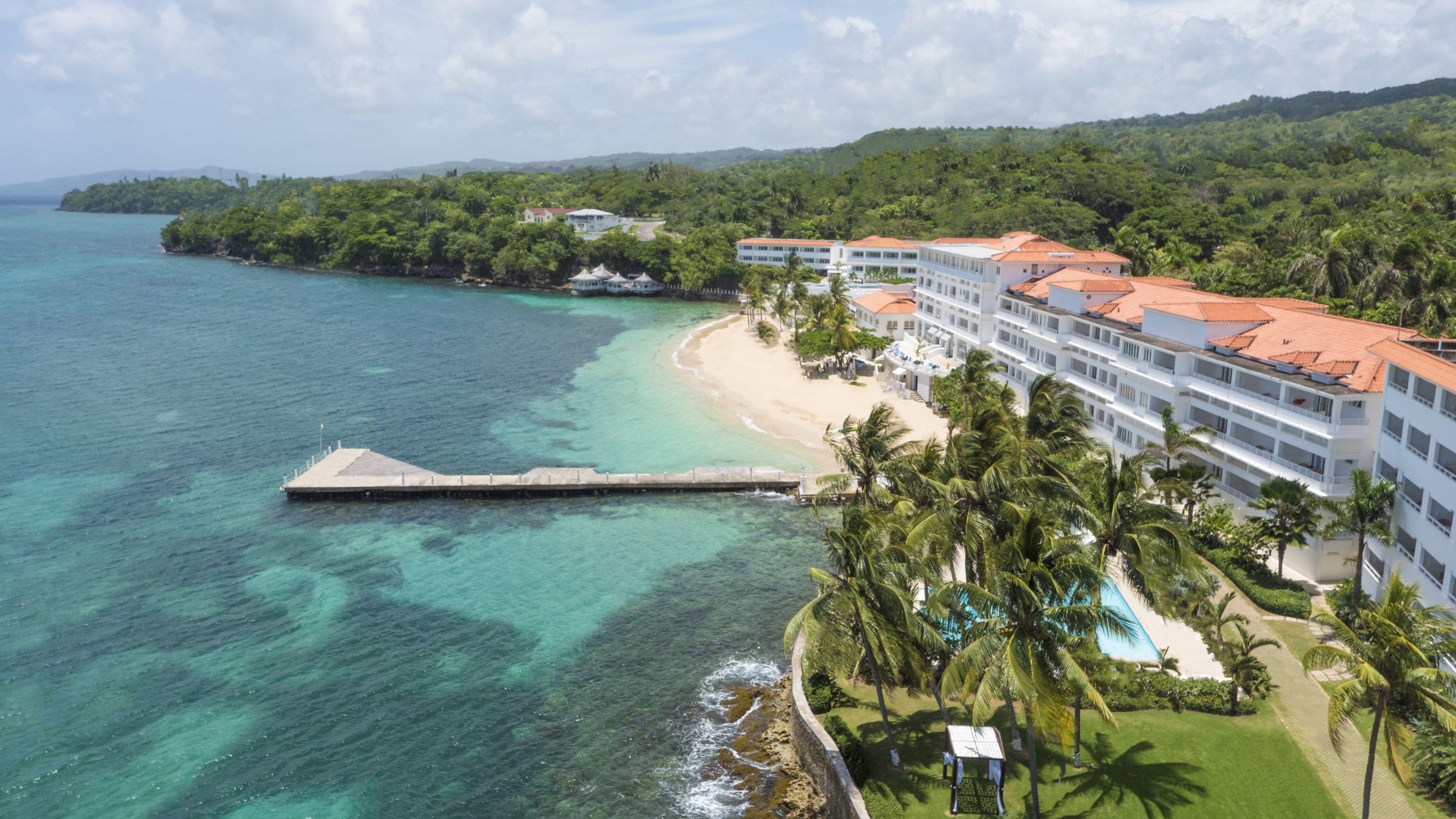 S Tower Isle Is A Honeymoon Resort On The Caribbean Island Of Jamaica