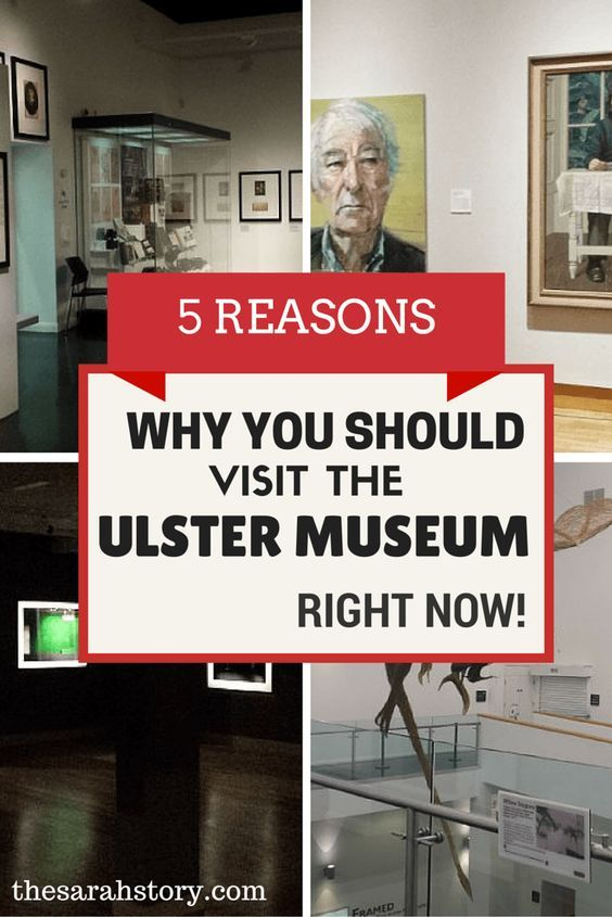 10 Reasons to Visit a Museum