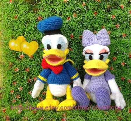 Goofy 40 Inches Pdf Amigurumi Crochet Pattern Direction On How