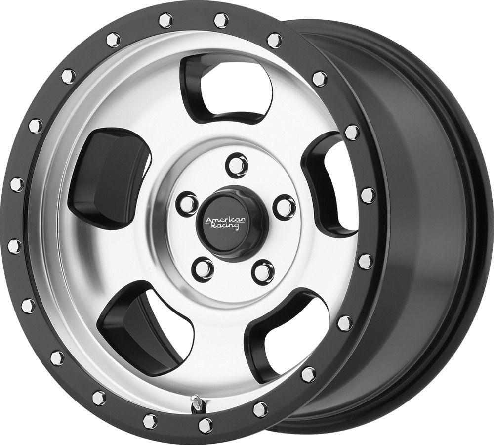 4 American 5 15x8 Racing Spoke Order Wheels
