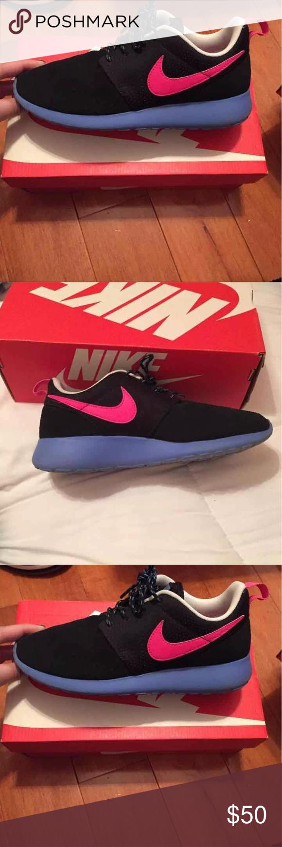 Nike Roshe Run Herren Floral Blau Gold : Nike Air Max Rea,50