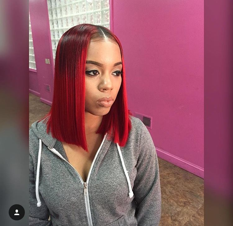 Blunt Cut Weave Cap: Hair Color Ideas And Styles For 2018