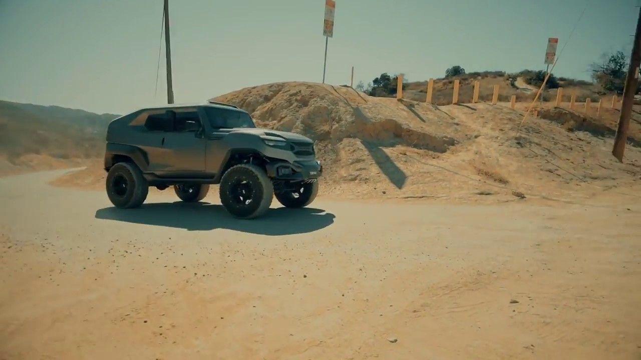 2019 Rezvani Tank X Exterior Interior And Drive Test Car Model New Cars Exterior