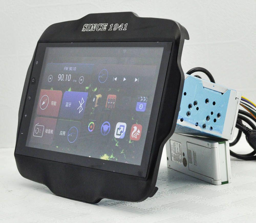 "9"" Android Autoradio Head Unit Car Stereo Multimedia GPS"