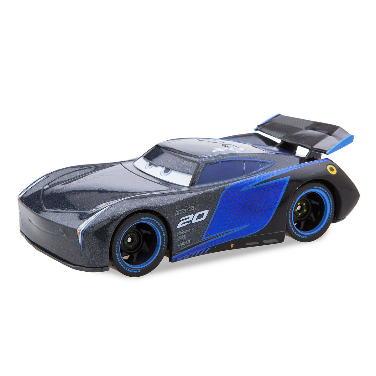 Product Image Of Jackson Storm Pull N Race Die Cast Car Cars 1 Disney Cars Disney Pixar Cars Pixar Cars