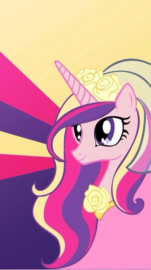 mlp princess cadence wallpaper shine like rainbows mlp