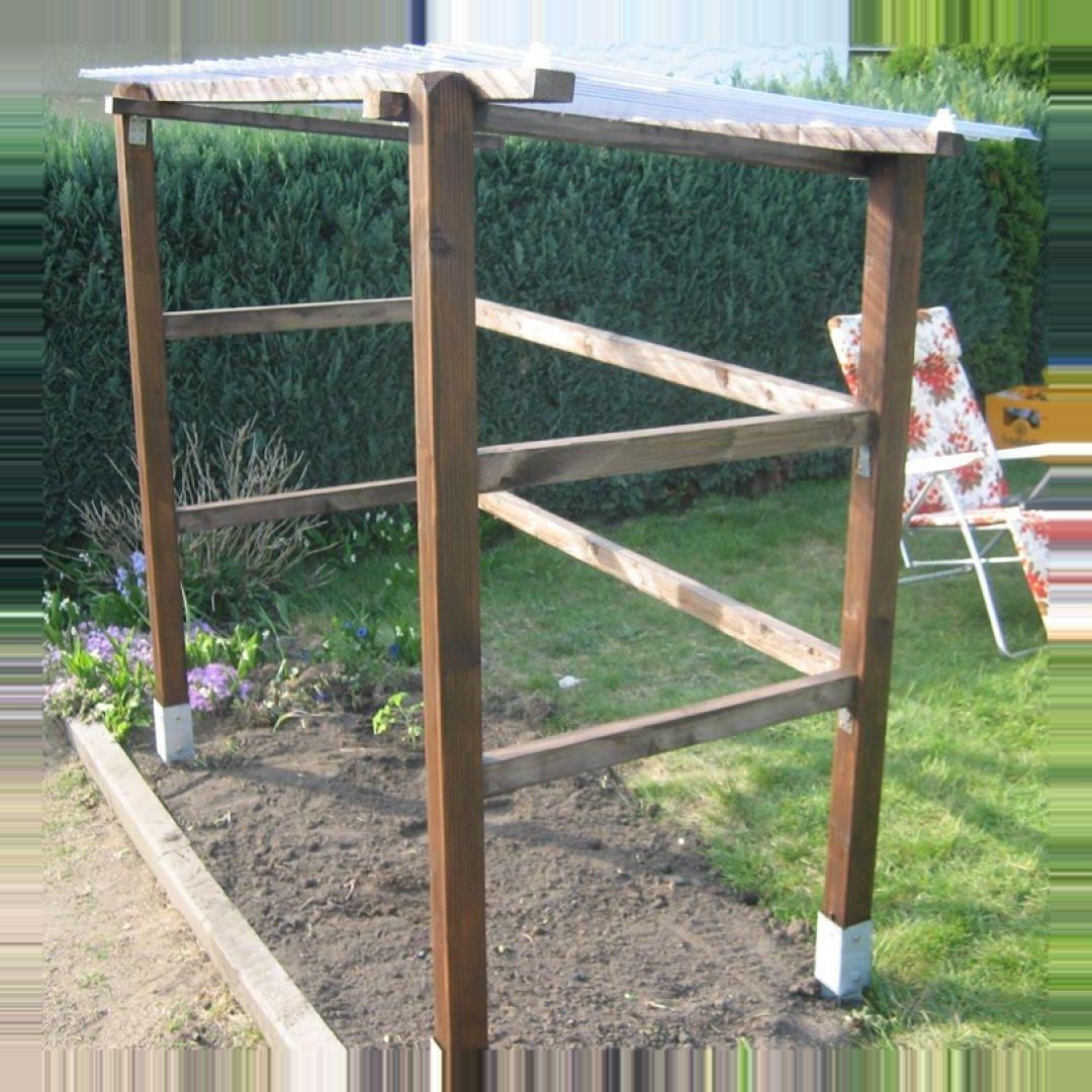 Tomatenhaus Selber Bauen In 2020 Garden Projects Vertical Vegetable Garden Urban Garden