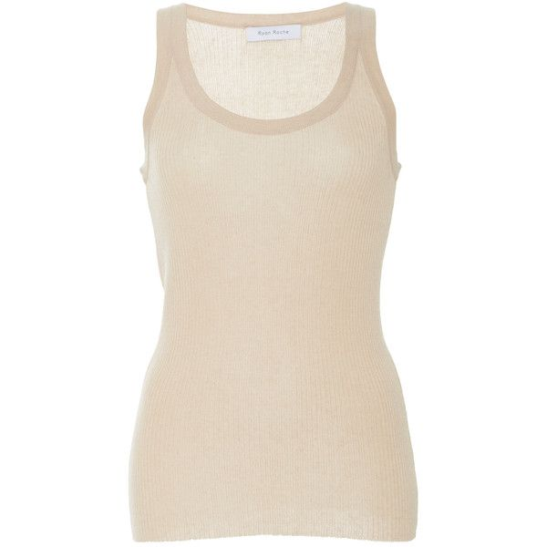 3ef389e62f65d5 Ribbed Tank Top