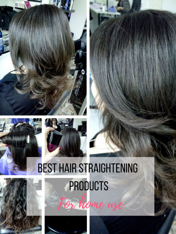 Best Hair Straightening Products Creams Shampoo Conditioners Cool Hairstyles Hair Short Hair Tutorial