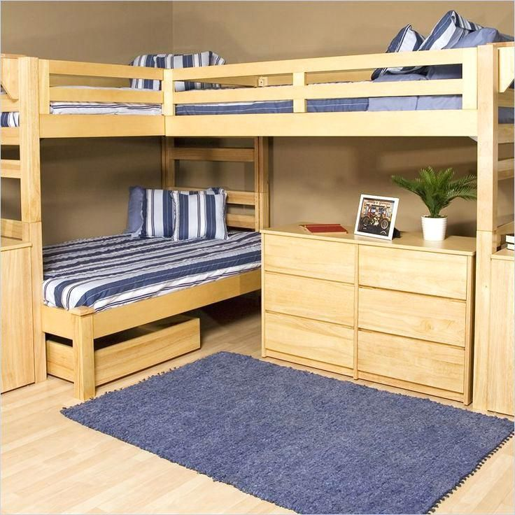 3 Bunk Bed Plans Triple Bunk Bed Plans 3 Person Bunk Bed Plans