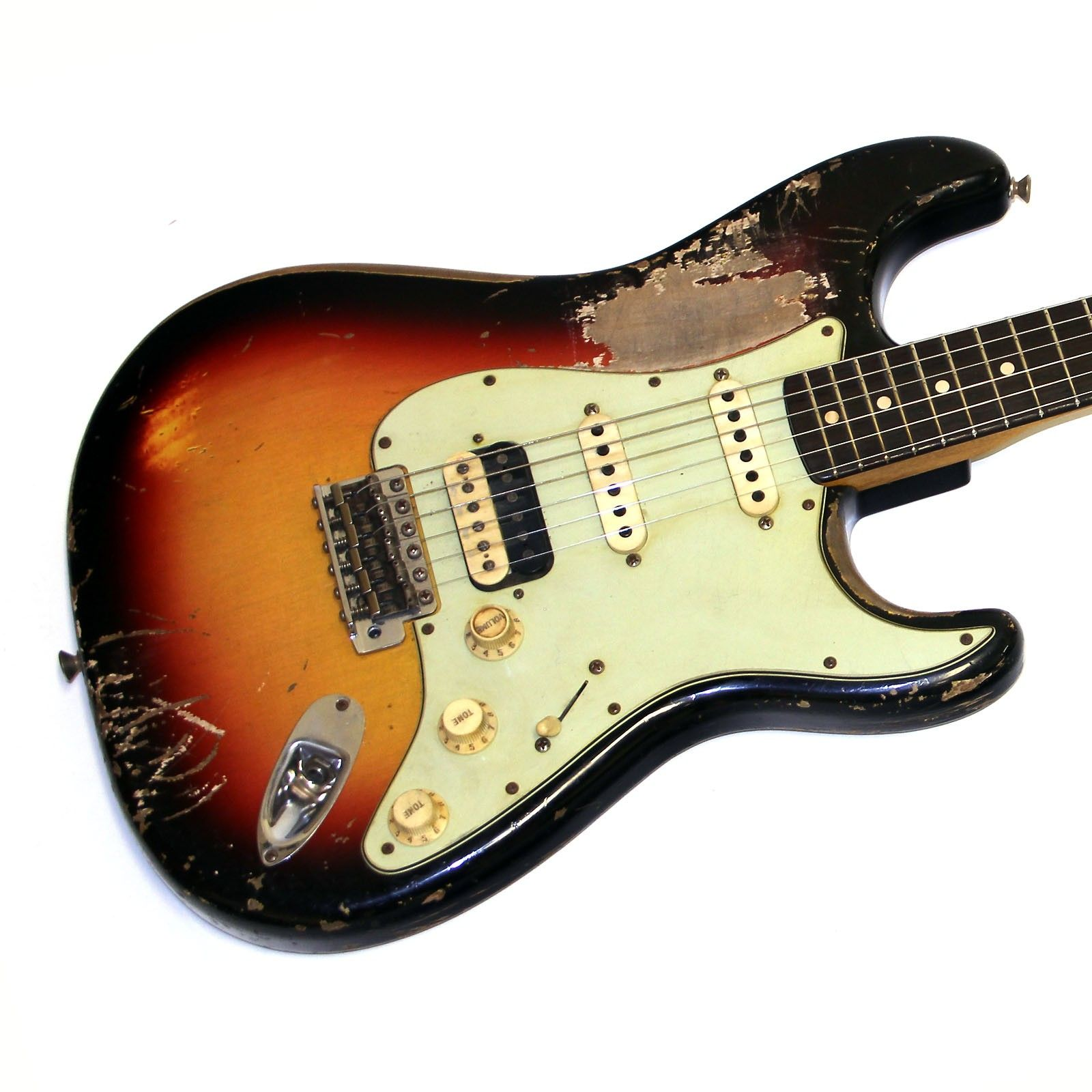 Fender Custom Shop MVP Series 1960 Stratocaster HSS Heavy