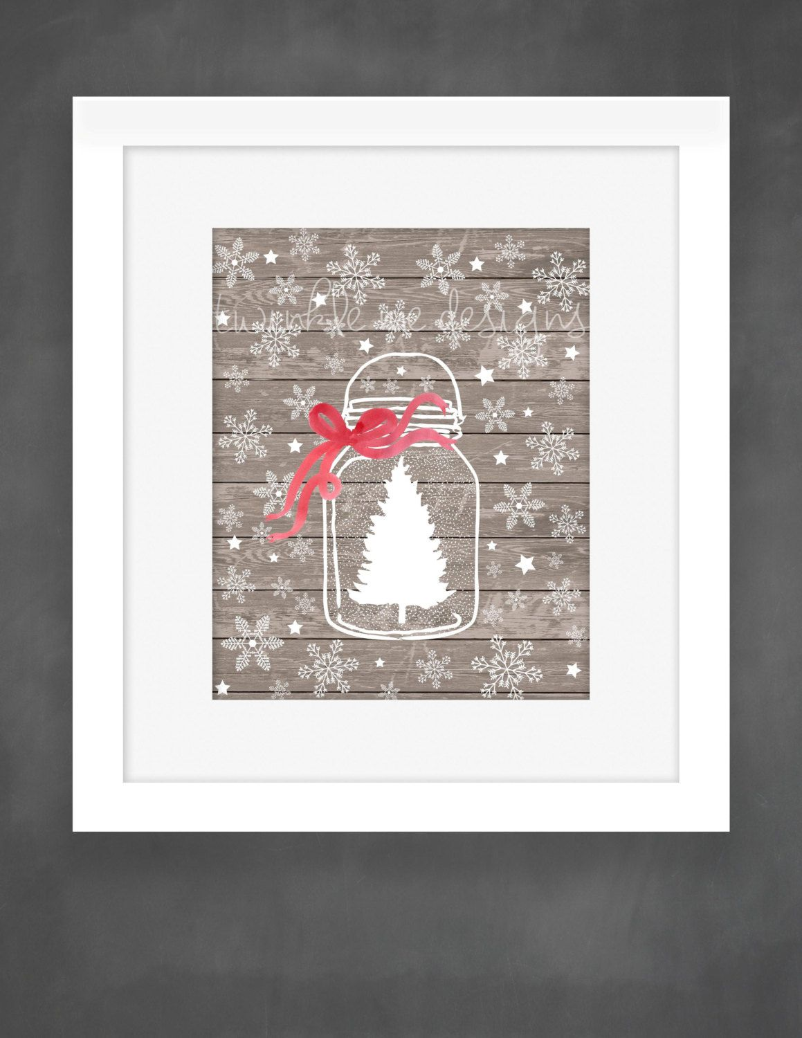 Christmas Printables Christmas Decorations Holiday Decor Snow Globe Rustic Christmas Wall Art Christmas Tree Wood 8x10 Digital Christmas Wall Art Rustic Christmas Printable Wall Art