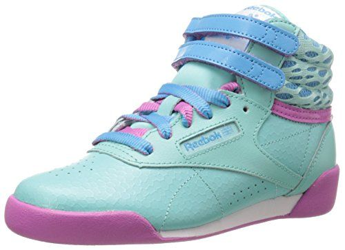 76eaaf2c23b3a Reebok Freestyle High Classic Shoe (Little Kid Big Kid)     Learn more by  visiting the image link.