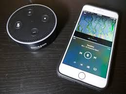 To download Alexa App for iPhone, Go to the Apple App