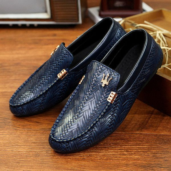 Shoes men · Mens Leisure Slip-On Loafers