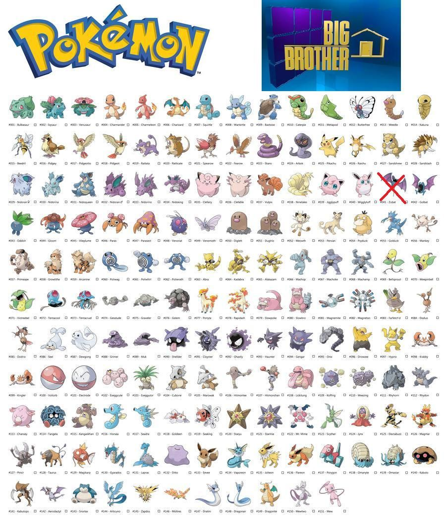 pokemon season 1 pokemon list and names google search sahana