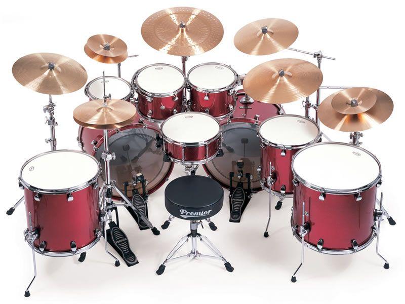 Professional Drum Kit Guide Drums, Drum kits, Percussion