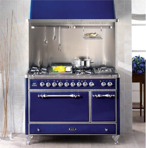 Brighten Your Kitchen With Colored