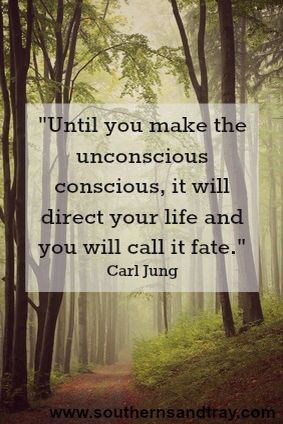Image result for until you make the unconscious conscious