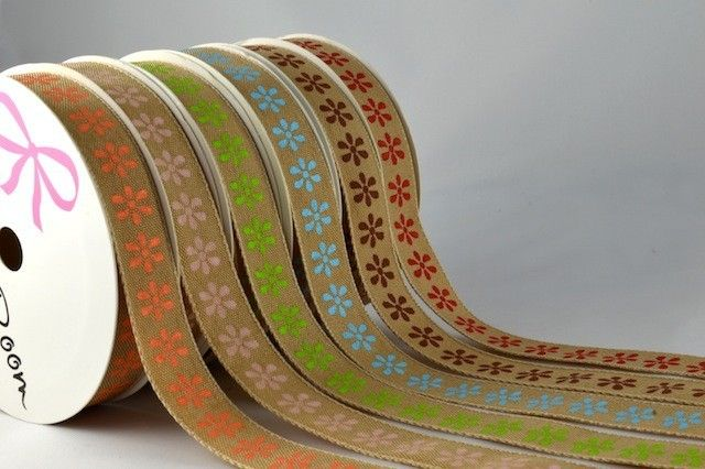 Orange Satin Poly Ribbon Craft Ribbon Florist Gift Wrap Sold Per Mtr UK