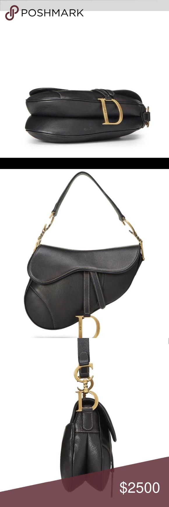 I just added this listing on Poshmark  Christian Dior Saddle Bag.   shopmycloset  poshmark  fashion  shopping  style  forsale  Dior  Handbags 40f565fdc1