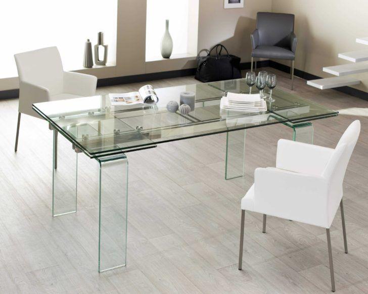 interior design table a manger en verre