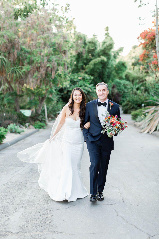 San Diego Botanic Garden Wedding in Encinitas | Groom ...