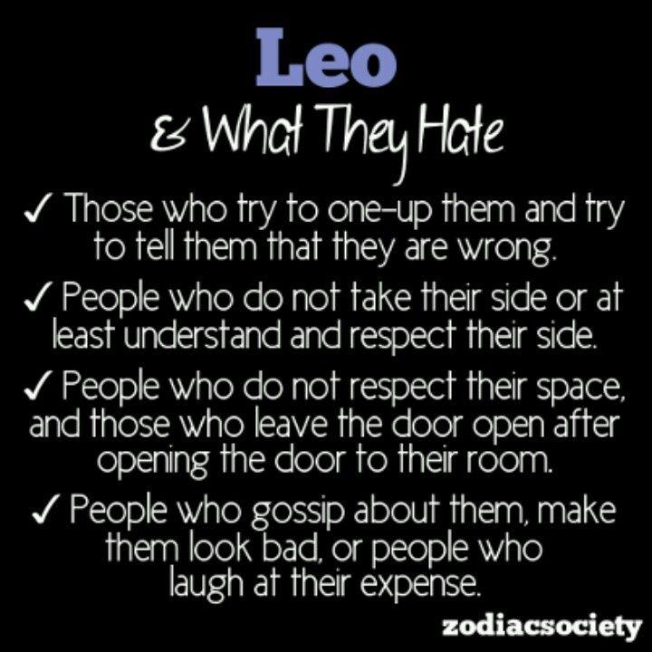 leo zodiac quotes  Leo Horoscope  Zodiac  Pinterest