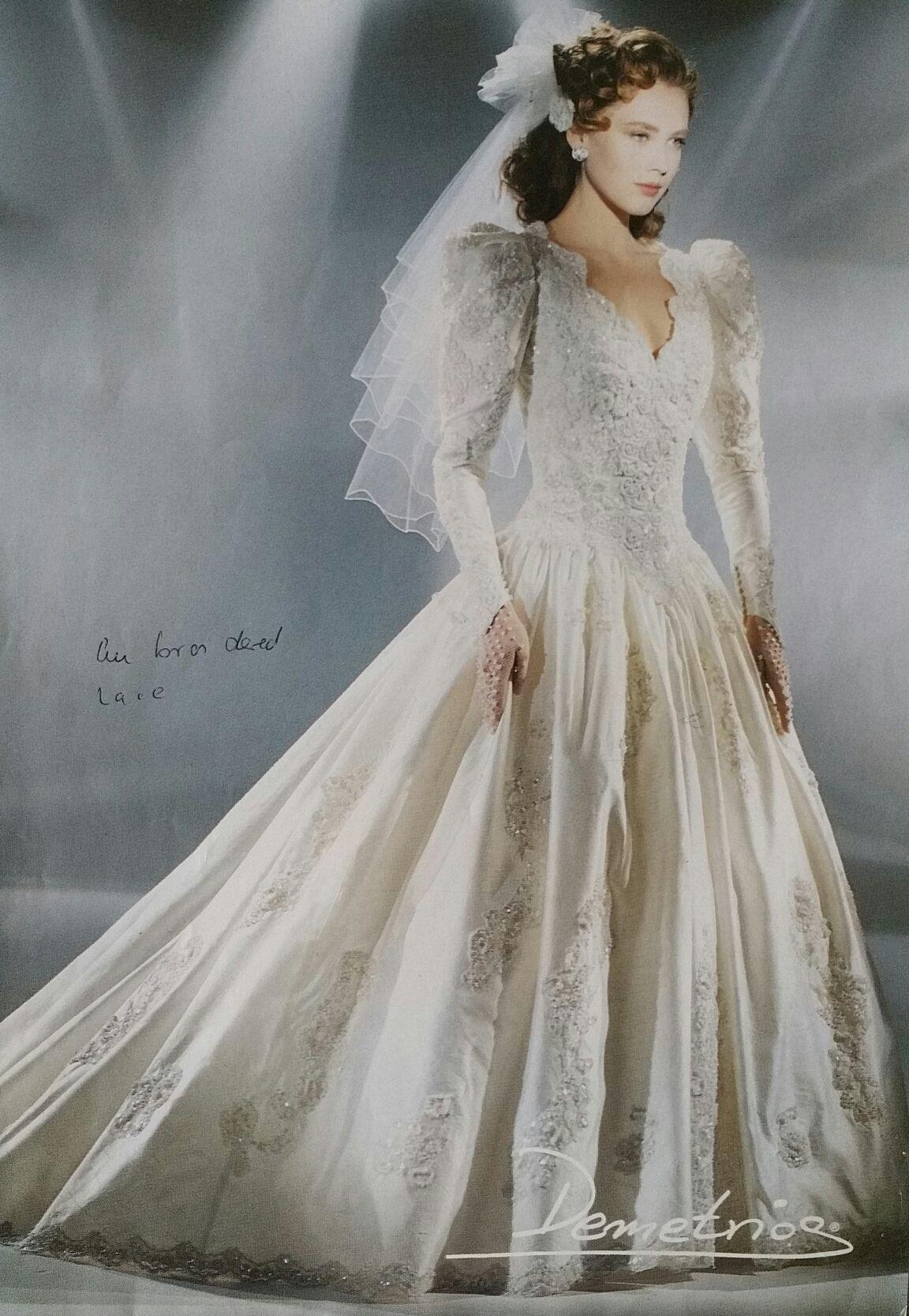 Demetrios Wedding Gowns 030 - Demetrios Wedding Gowns