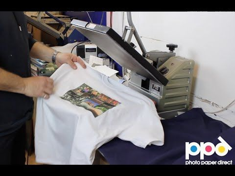 19790076 Print Cut Transfer Paper Using The Silhouette Cameo T Shirt Tutorial -  YouTube