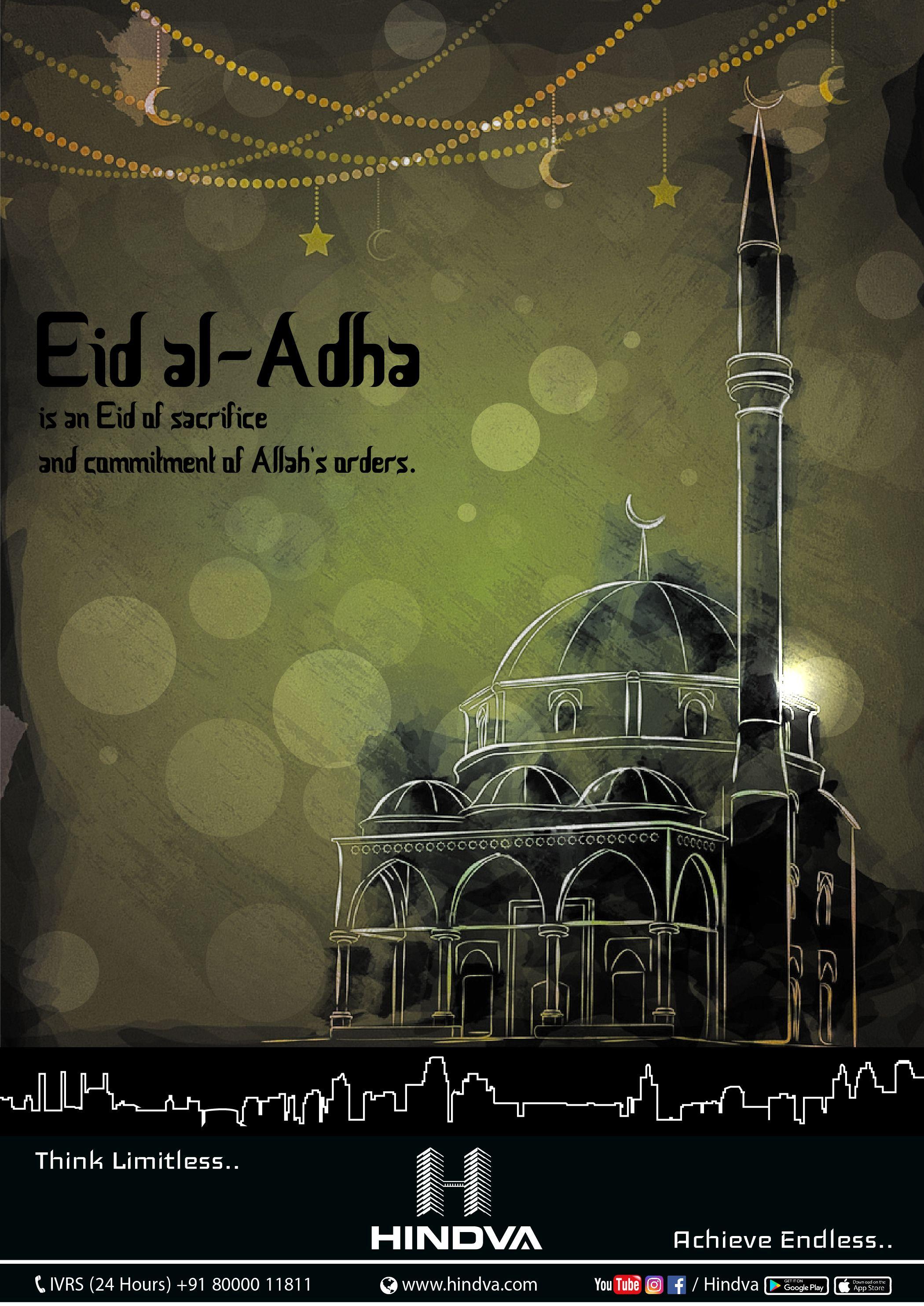 Heartfelt Wishes On The Festival Of Sacrifice Happy Eid Al Adha